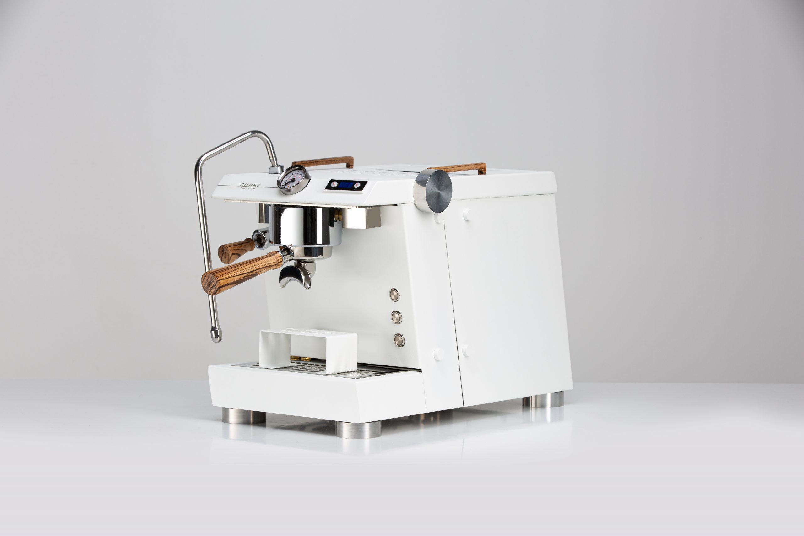 Nurri GTO Machine white oblique